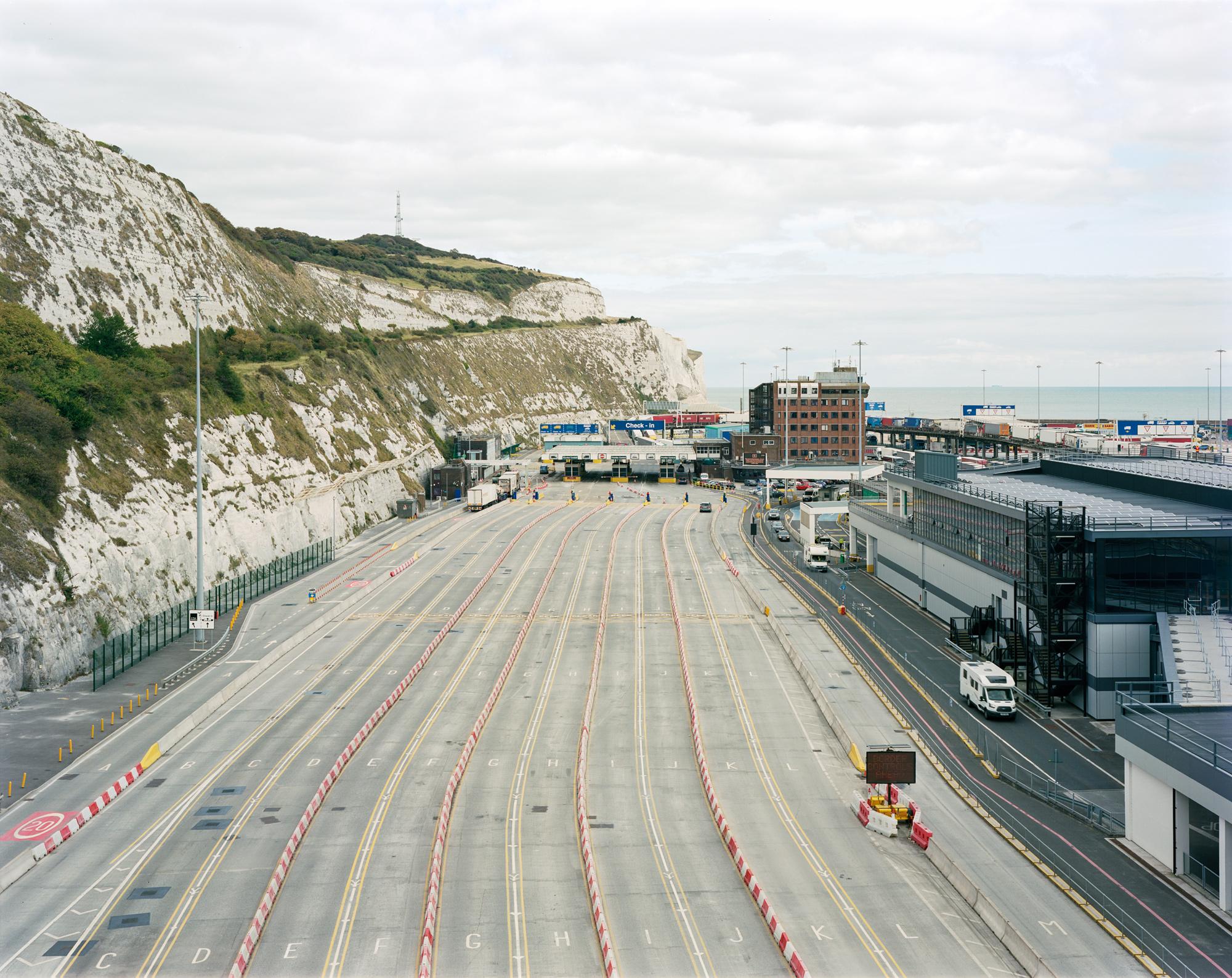 72 Miles to Dover - Tudor Prisăcariu