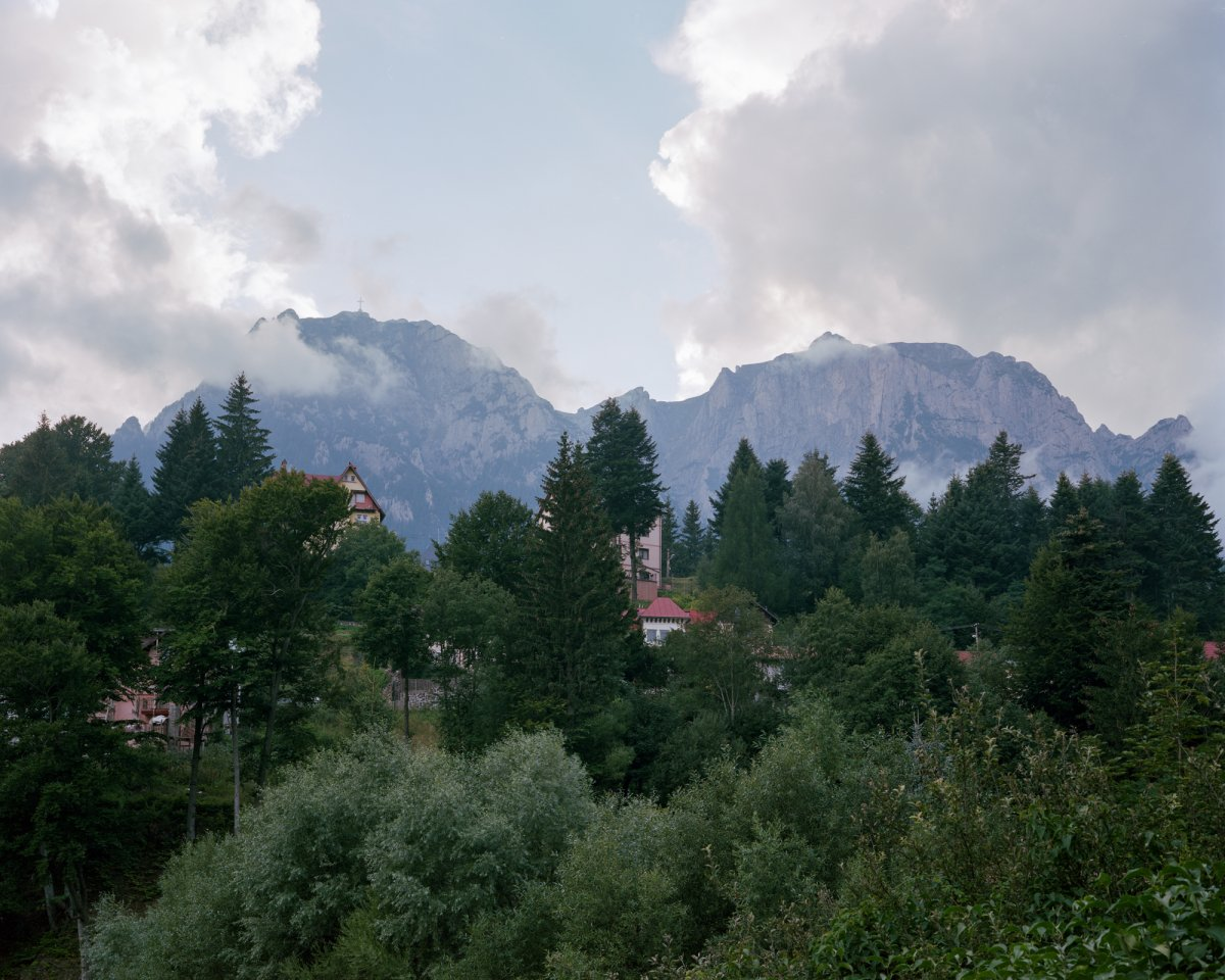 Storms Were Expected - Tudor Prisăcariu