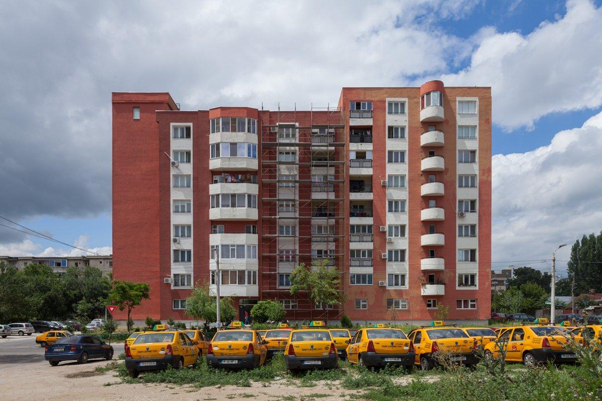 Bucharest - Tudor Prisăcariu